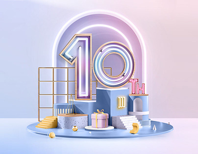 Mall Of Arabia 10th Anniversary