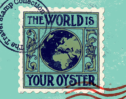 The Travel Stamp Collection