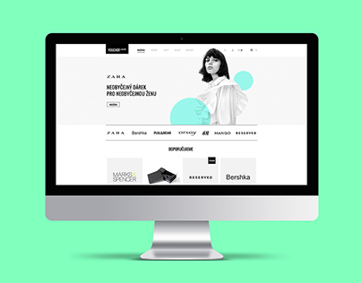 VOUCHERland / e-commerce site