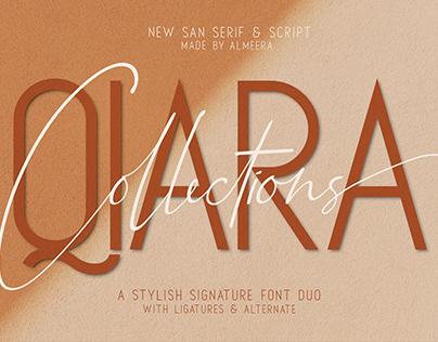 Qiara Font Duo