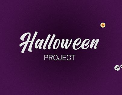 Halloween Project