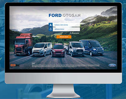 Ford Otosan Responsive Project