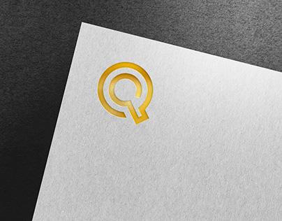 Debossed Gold Logo Mockup