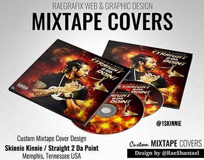 Mixtape Cover - Skinnie Kinnie / Straight 2 Da Point