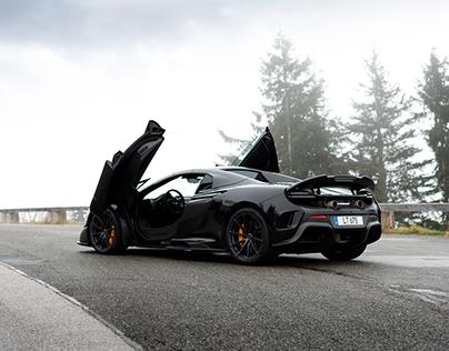 McLaren LT675 - Photography