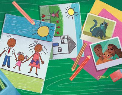 Text Book Illustrations