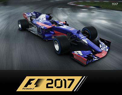 Toro Rosso STR12 | F1 2017