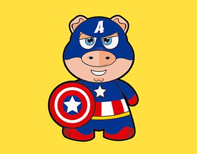 Capitán Porquiño