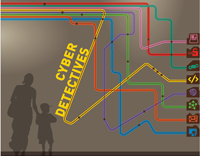 The Tech Museum of Innovation, Cyber Detectives