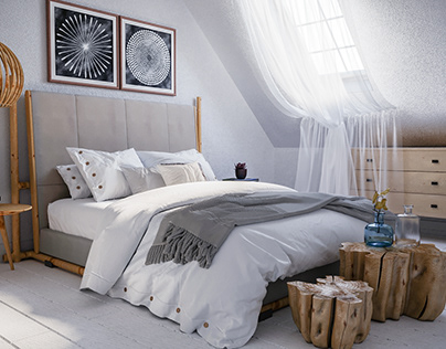 | SCANDINAVIAN BEDROOM |