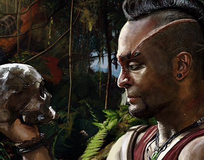 Far Cry Farcry Projects Photos Videos Logos Illustrations And Branding On Behance