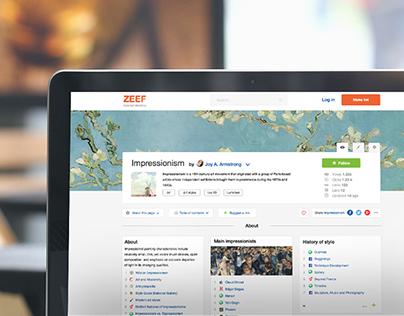 ZEEF.com : Curated online directory