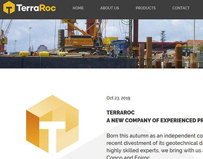 TerraRoc (for Orange Ad) / News story / Copy production