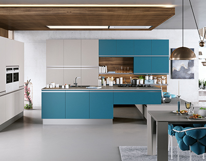 Modern Kitchen-2