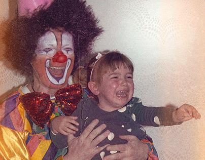 Burger King - Birthdays Clowns