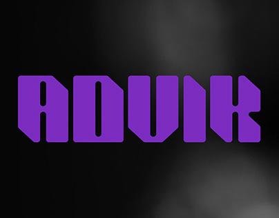 Advik - Free Display Font