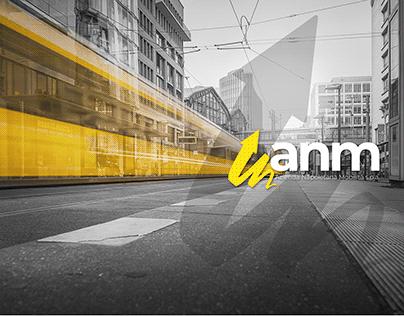 ANM Naples // Brand Identity