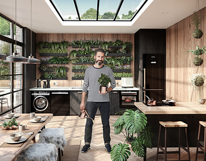 Sunday Times & Grundig - Build Your Dream Kitchen