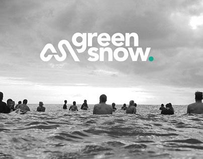 Green Snow