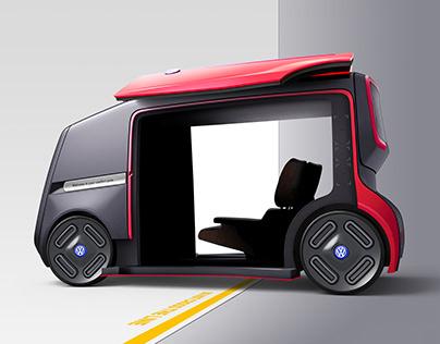 VW iii Concept