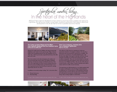 Highland Living emailers