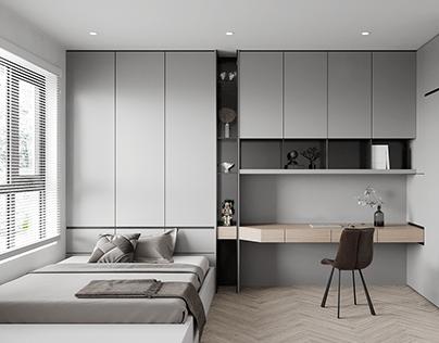 ModernBedroom | 2019
