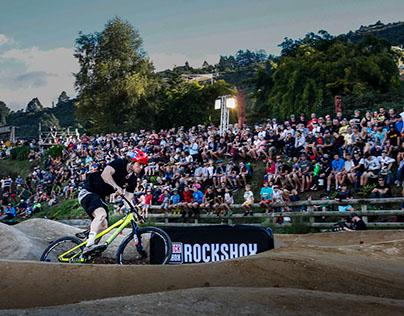 2017 Rotorua Crankworx- Pump Track, DH, EWS