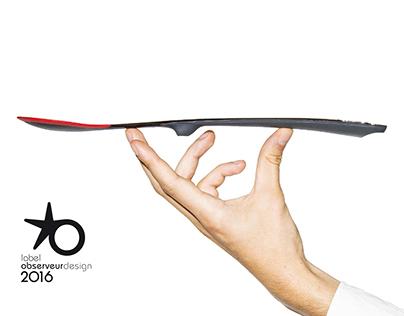 Mandine | 2016 | Silicon utensils