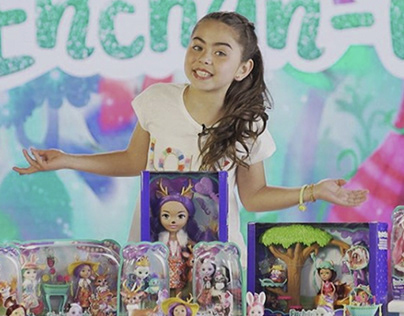 "Mattel - EnchanTV ""Enchantimals"""