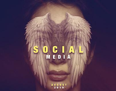 Social Media August 2019
