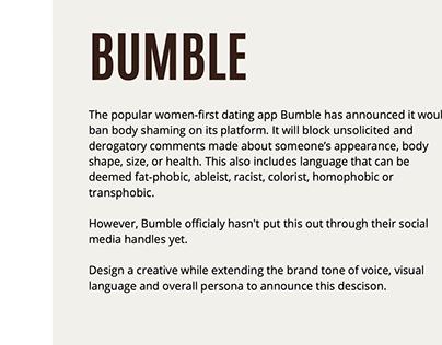 Bumble Brief