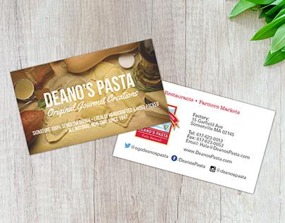 Deano's Pasta