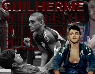 Guilherme - Atleta Jiu-Jitsu
