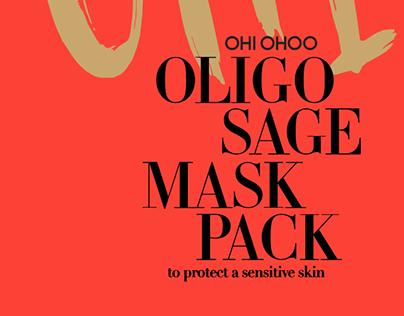 oligo sage mask pack