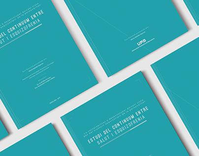 Master's Thesis Book | Editorial Design