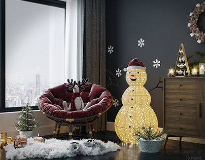 SANTA CLAUS – MERRY CHRISTMAS