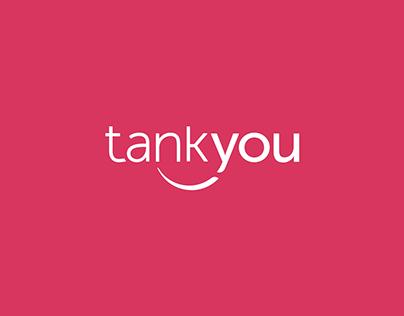 Tankyou Rebranding