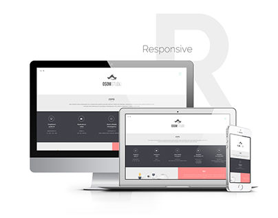Website Design & Visual Identity | OsomStudio