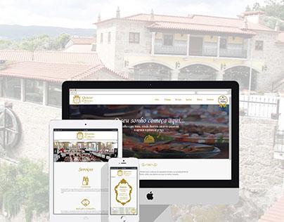 Quinta do Ribeiro Website