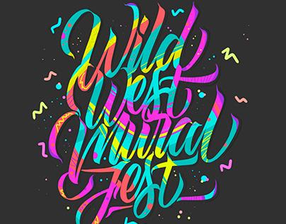 Wild West Mural Festival 2019