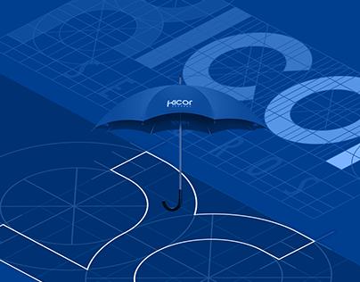 Kicor Seguros | Logotype