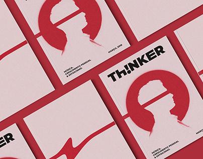 TH!NKER Magazine