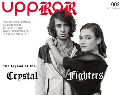 Uppror magazine - PDF and iPad app magazine