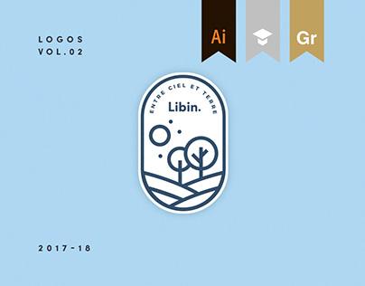 Logofolio Vol.02 • 2017-18