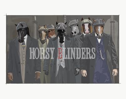 """""""Horsy Blinders"""""""