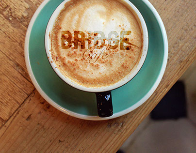 Bridge Cafe Branding