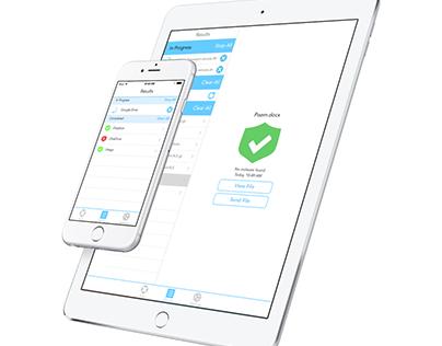 VirusBarrier iOS Case Study