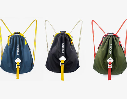 Fungolia Drawstring Backpack