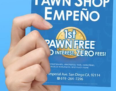 CashCo Pawn: 1st Pawn Free Flier