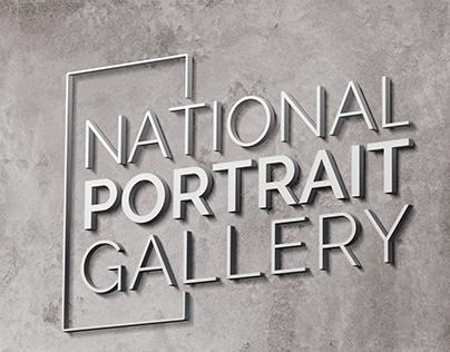 National Portrait Gallery Rebrand